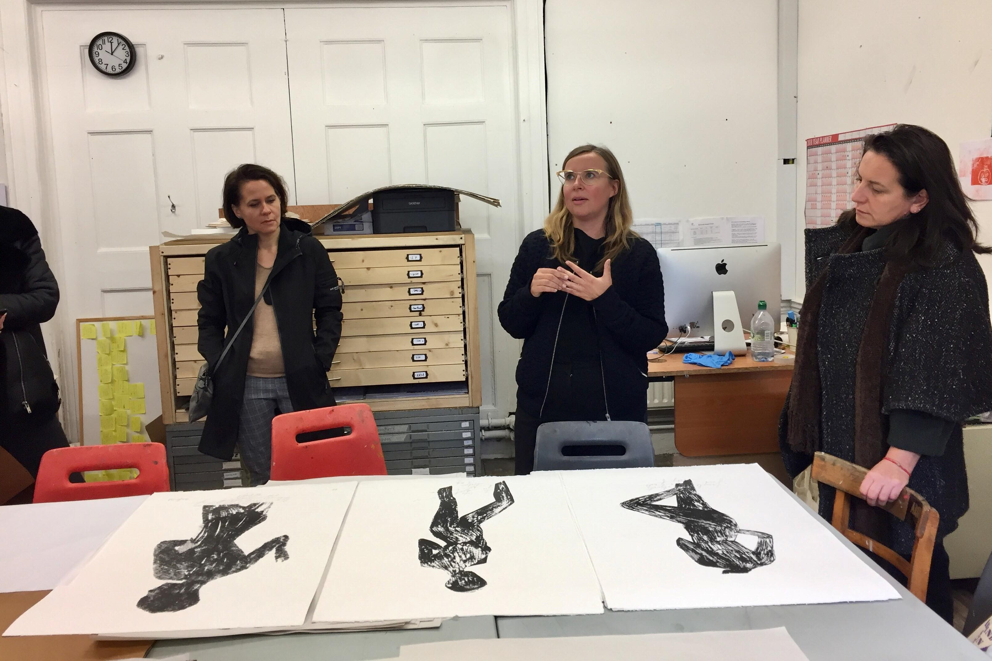 PRINTMAKERS RESIDENCY
